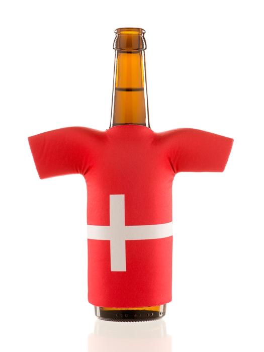 flaschentrikot denmark neopren flaschenkuehler daenemark