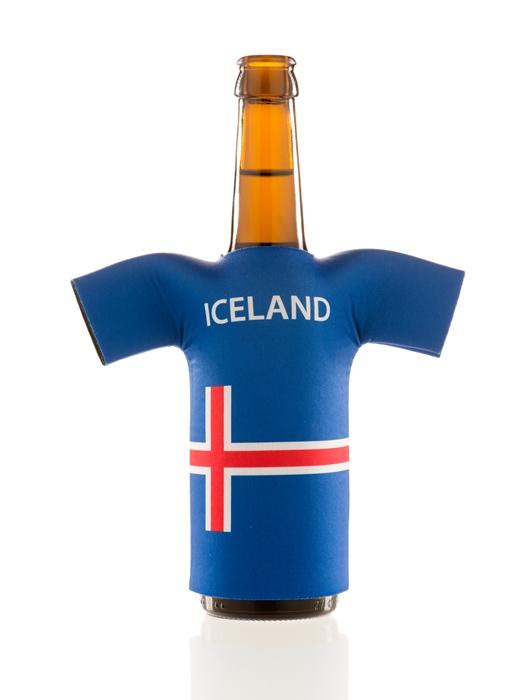 flaschentrikot iceland neopren flaschenkuehler iceland fanartikel 2