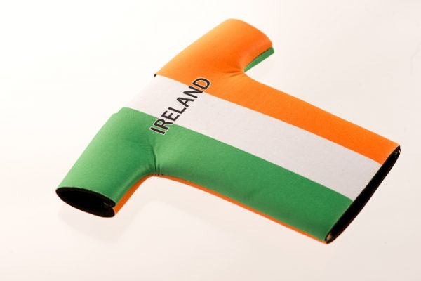 flaschentrikot ireland neopren flaschenkuehler irland fanartikel