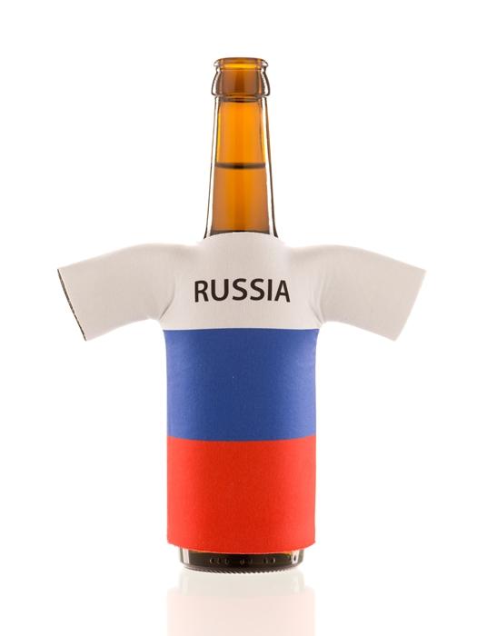 flaschentrikot russia neopren flaschenkuehler russland wm2018