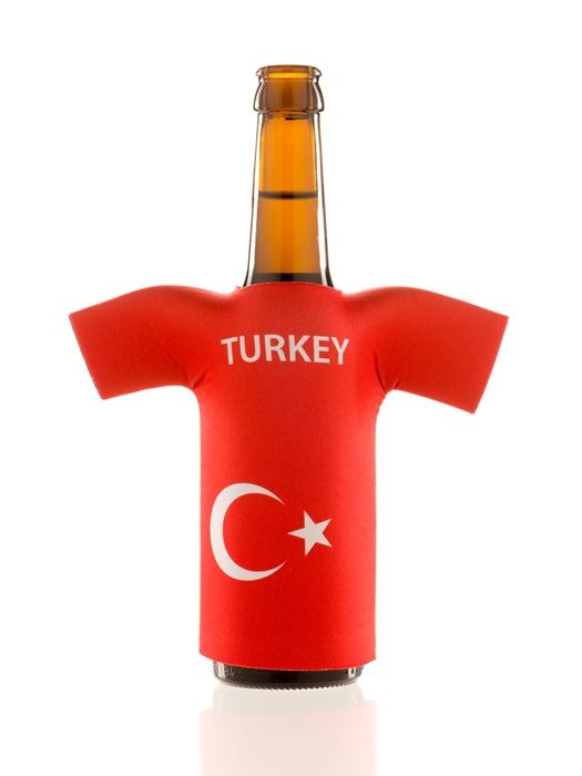 flaschentrikot turkey neopren flaschenkuehler turkei fanartikel 2018